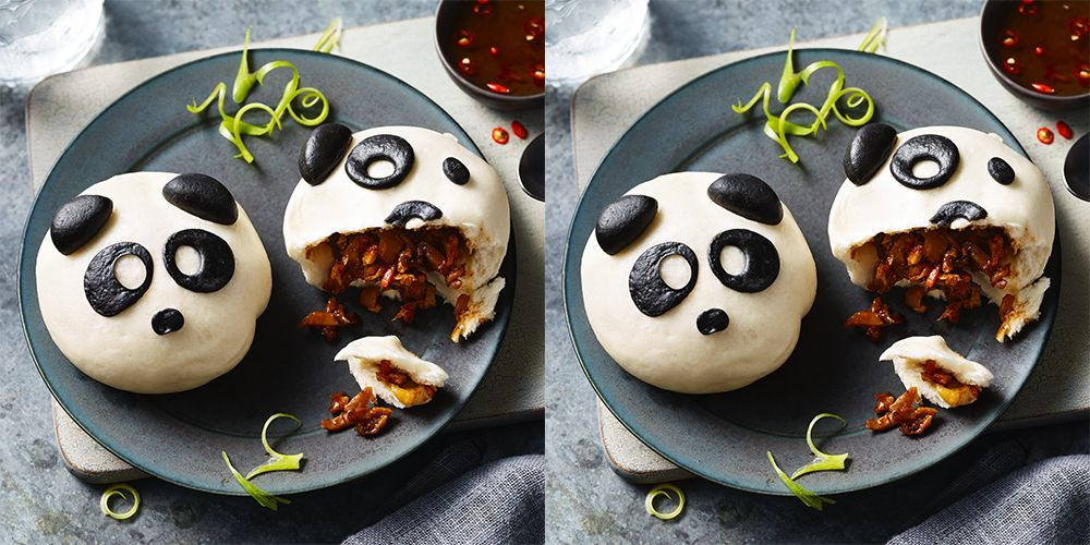 Marks And Spencer's Food Range Now Features These Adorable Panda Steamed Buns