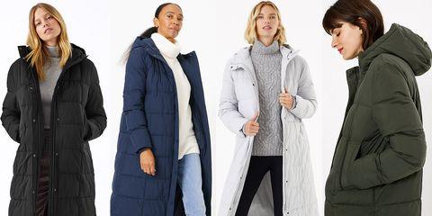 Marks & Spencer puffer jacket