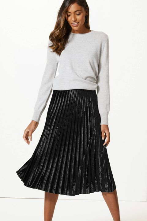 Marks & Spencer midi skirt