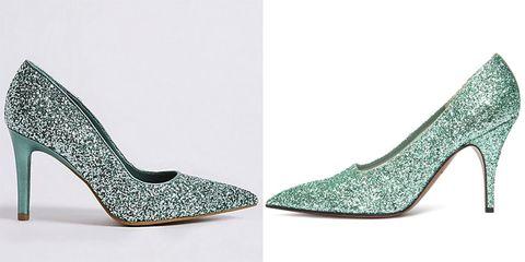 Marks & Spencer Victoria Beckham heels