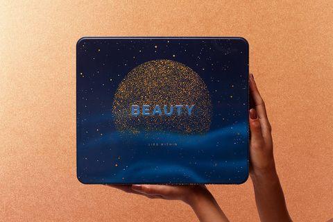 marks  spencer beauty advent calendar 2021