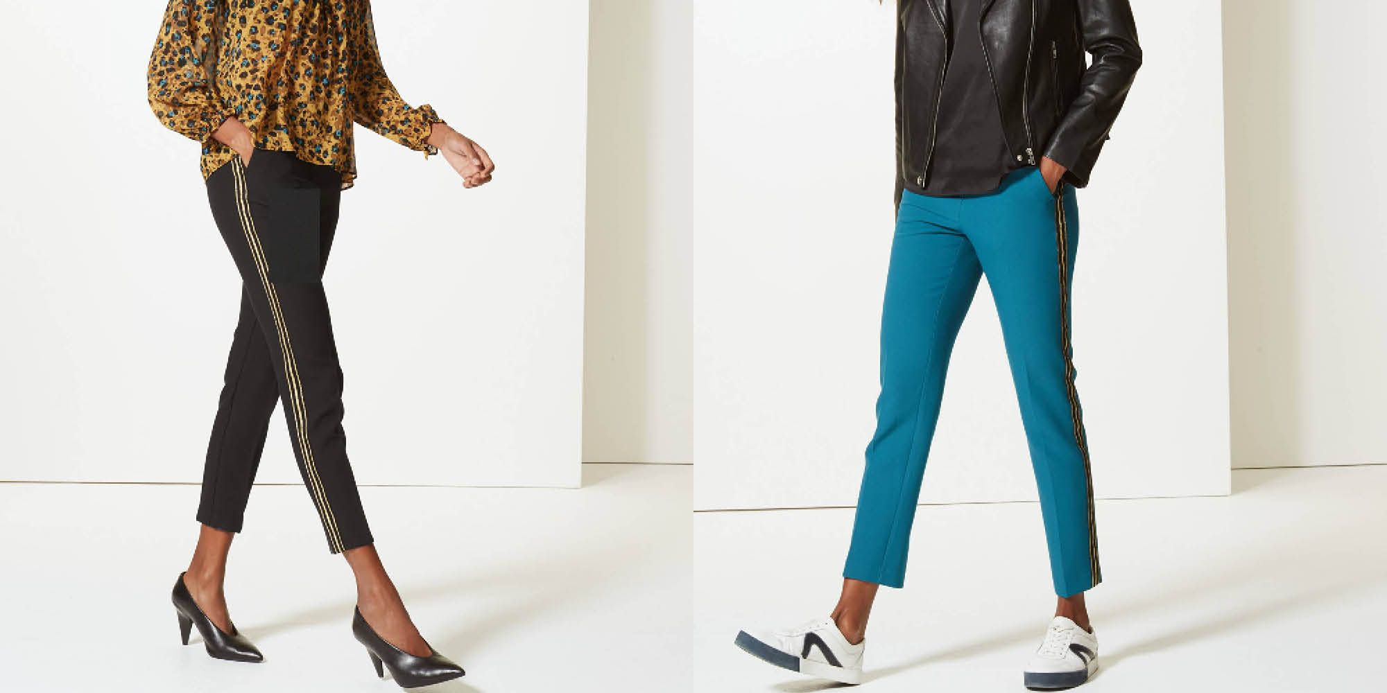 0bdfa516e6 These £35 Marks & Spencer trousers are a must-have for party season