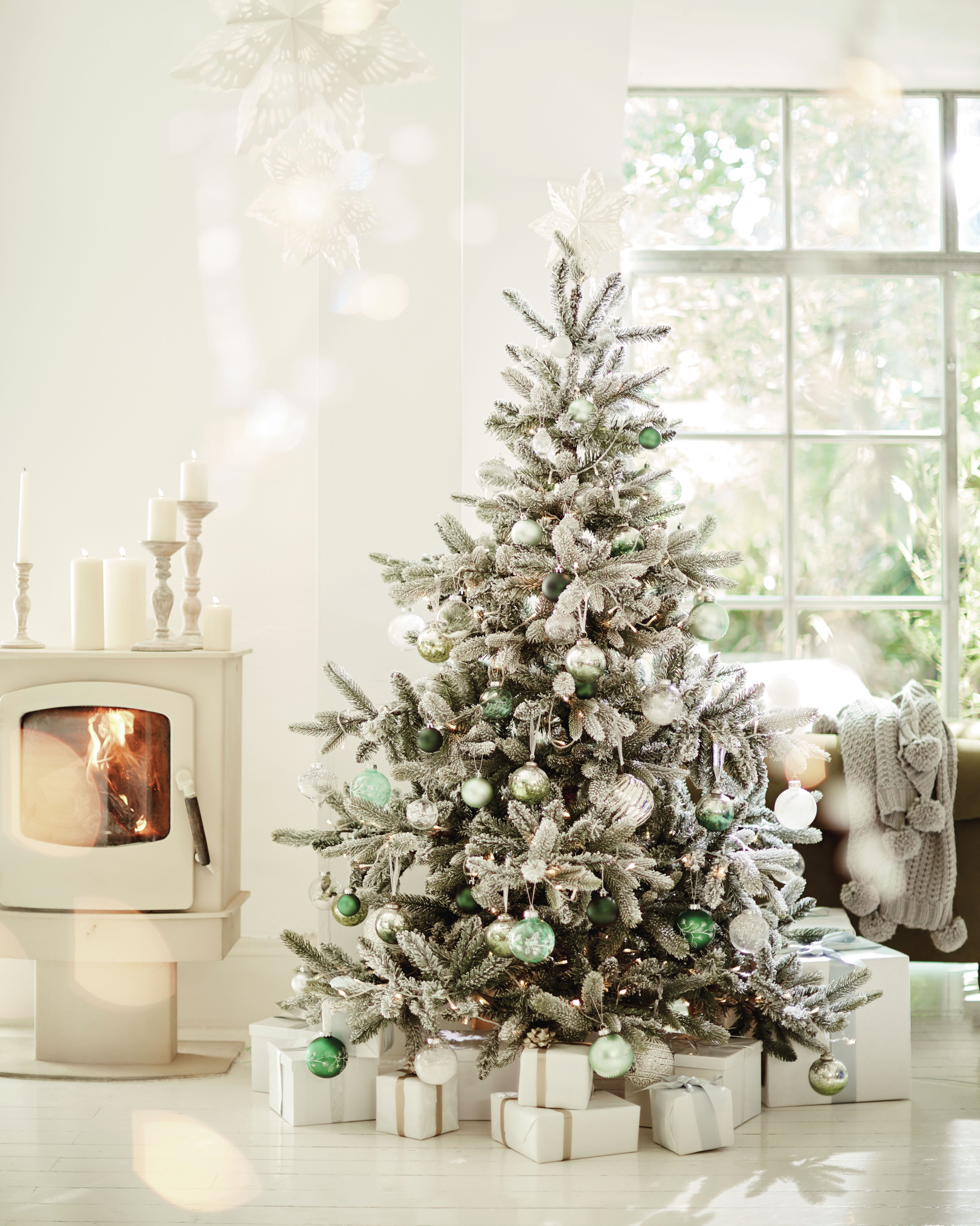 Marks & Spencer Christmas tree