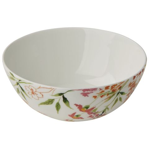 Marks and Spencer floral bowl