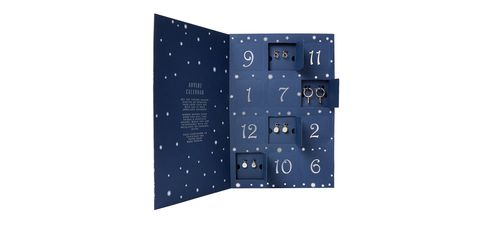 marks and spencer M&S jewellery calendar
