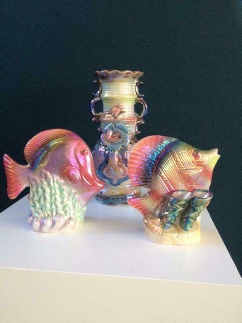 Figurine, Ceramic, Souvenir, Toy, Miniature, Porcelain,