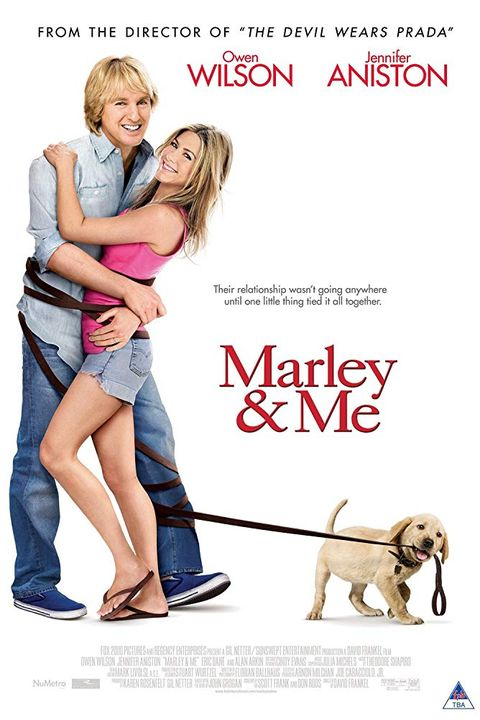 Dog Movies Marley & Me