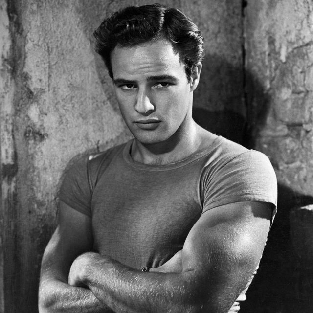 marlon brando, in character as stanley kowalski from tennessee williams a streetcar named desire brando portrayed kowalski in the 1952 film of the play directed by elia kazan