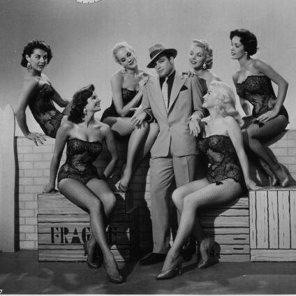 Marlon Brando In 'Guys And Dolls'