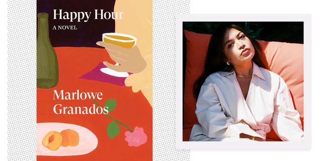 marlowe granados, happy hour book