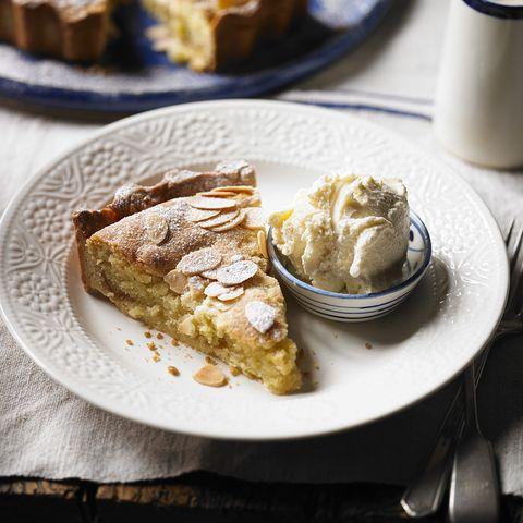 marmalade bakewell tart