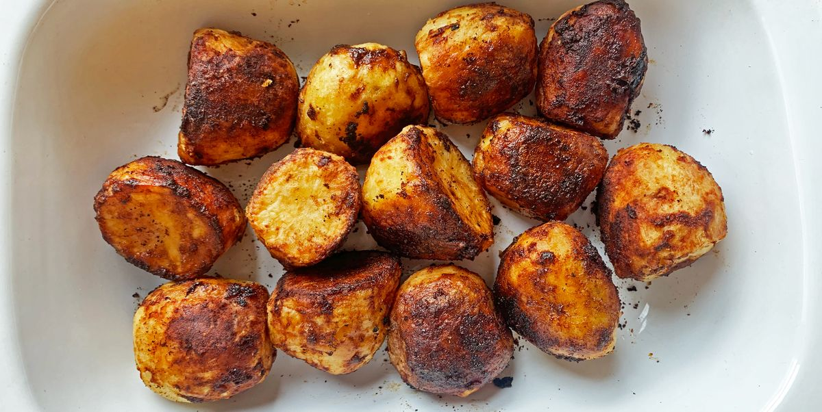 Marmite Roast Potatoes Are The Only Way You Should Be Cooking Your Roasties