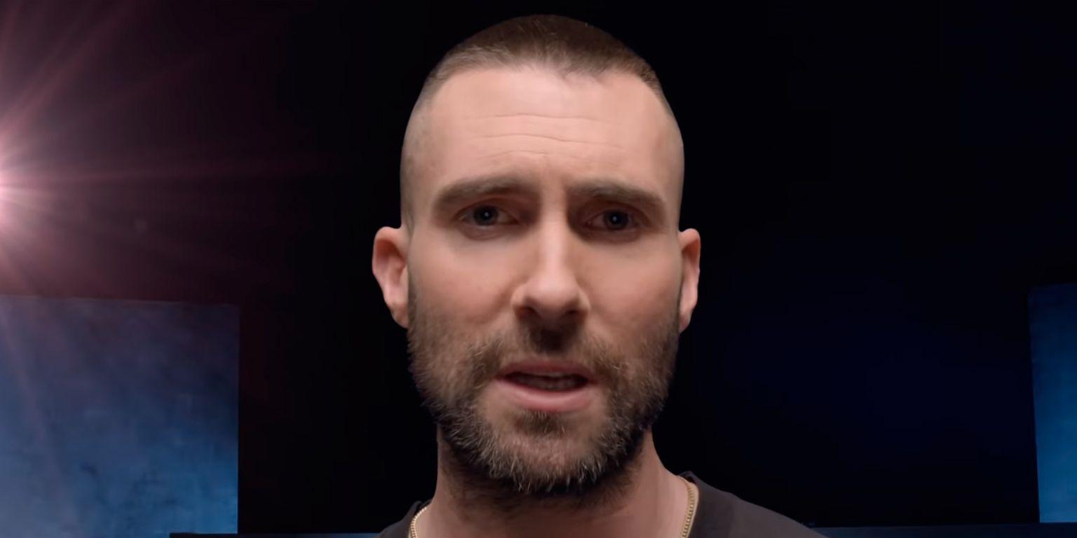 Maroon 5 Hairstyle: El Vídeoclip De Maroon 5 En El Que Adam Levine Es El Que