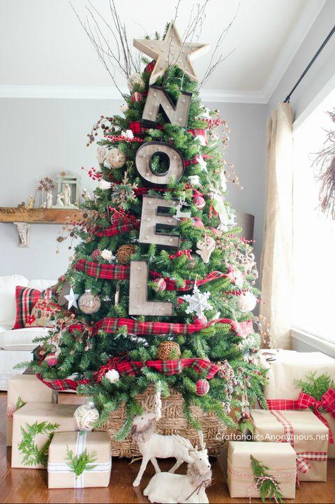 image. Craftaholics Anonymous. Marquee Christmas Tree