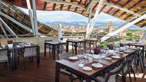 Los restaurantes con las mejores vistas de España