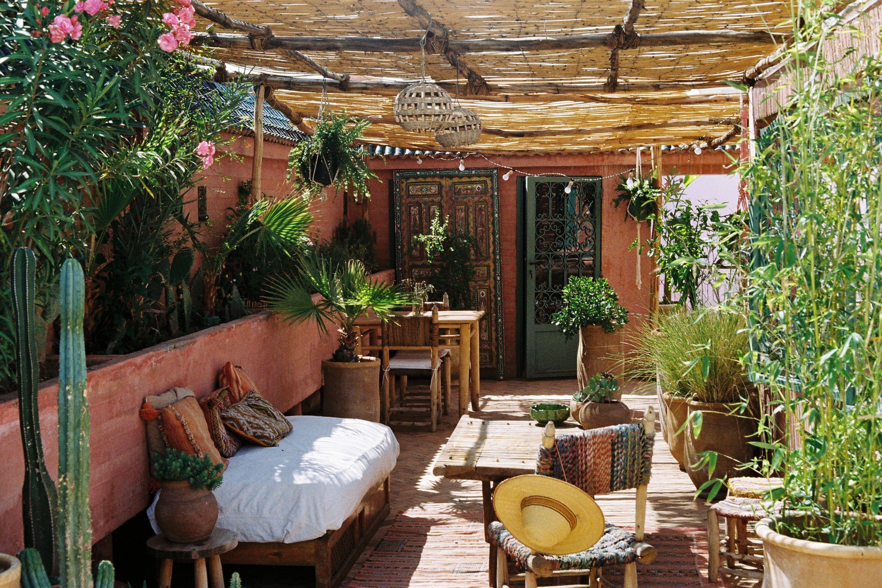 marrakech morocco riad
