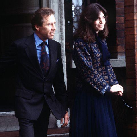Lord Snowdon And Lucy Lindsay-hogg Wedding