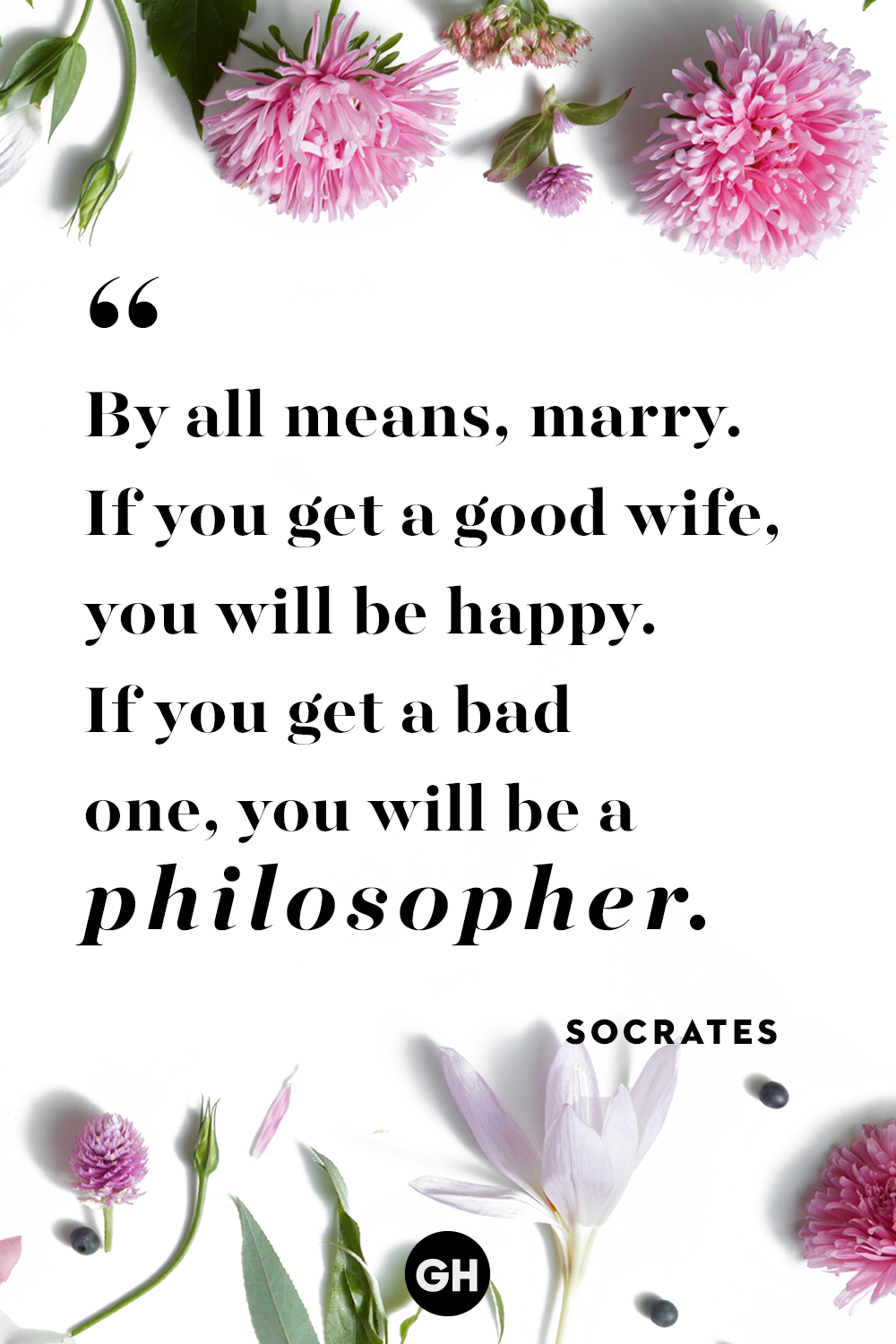 Funny, Happy Marriage Quotes - Inspirational Words About Marriage