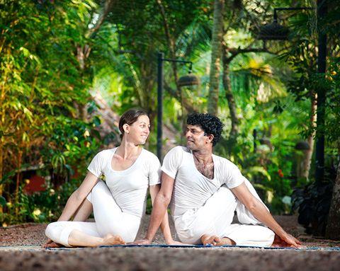 Dating my yoga teacher