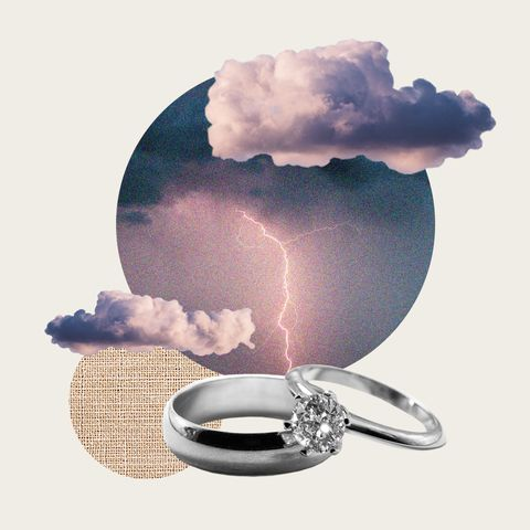 marriage diamond ring