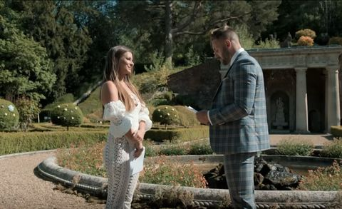 married at first sight, tayah and adam at vow renewal