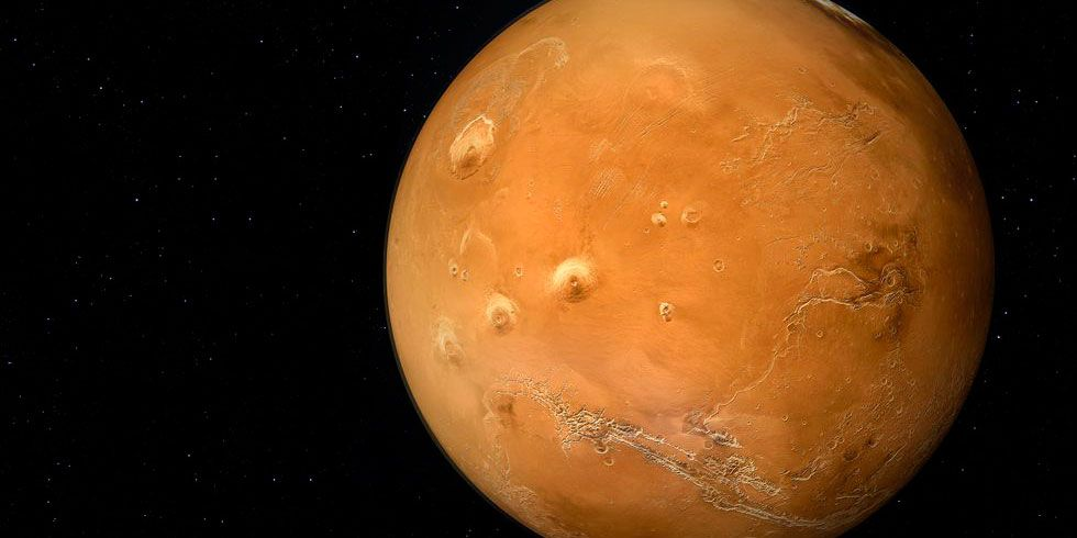 Mars is coming closer to Earth than it has done for 15 years and we're about to get a great view