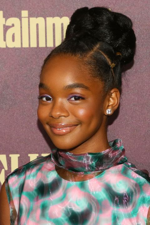 Marsai Martin - Hairstyles for Black Girls