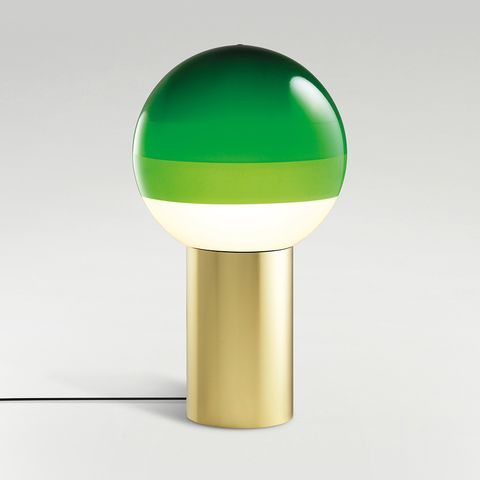 Green, Sphere,