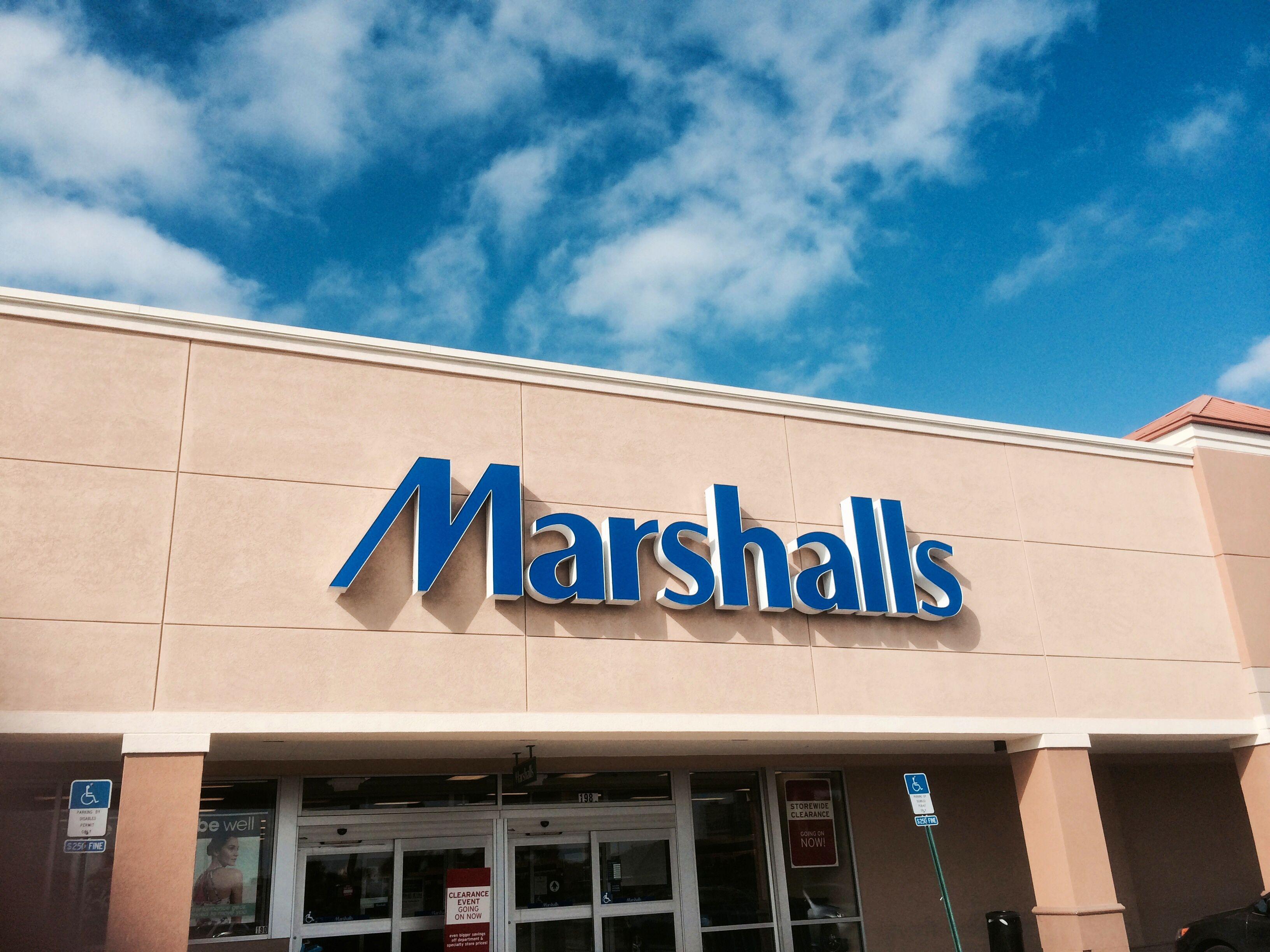 Marshall usa shop