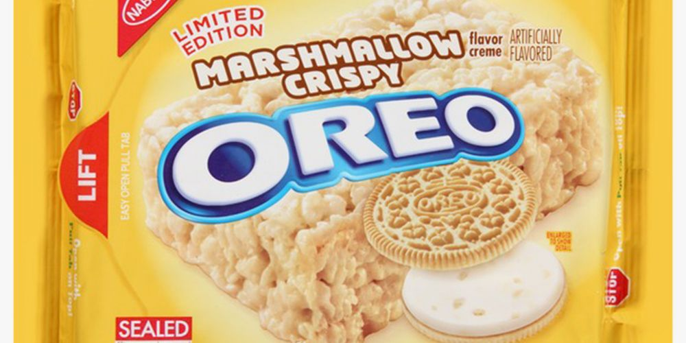 Marshmallow Crispy Oreo Cookies Might Be Making A Comeback — Here's the Evidence