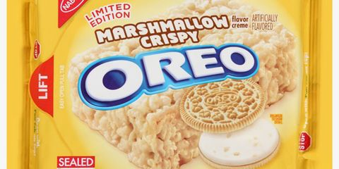 Snack, Food, Oreo, Cookies and crackers, Cookie, Cuisine, Ingredient, Breakfast cereal, Dish, Rice cereal,