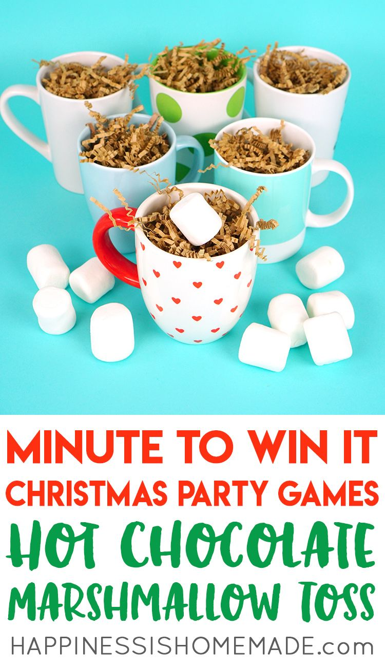 Minute To Win It Christmas.30 Best Family Christmas Games Activities Games For