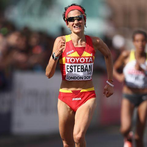 Marta, esteban,IAAF, World, Athletics, Championships, London 2017
