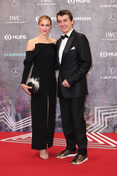 red carpet   2020 laureus world sports awards   berlin