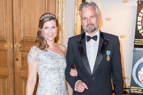 El príncipe heredero Haakon de Noruega salvó la vida de su excuñado, el artista Ari Behn.
