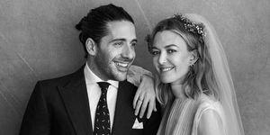 Carlos Torretta y Marta Ortega boda