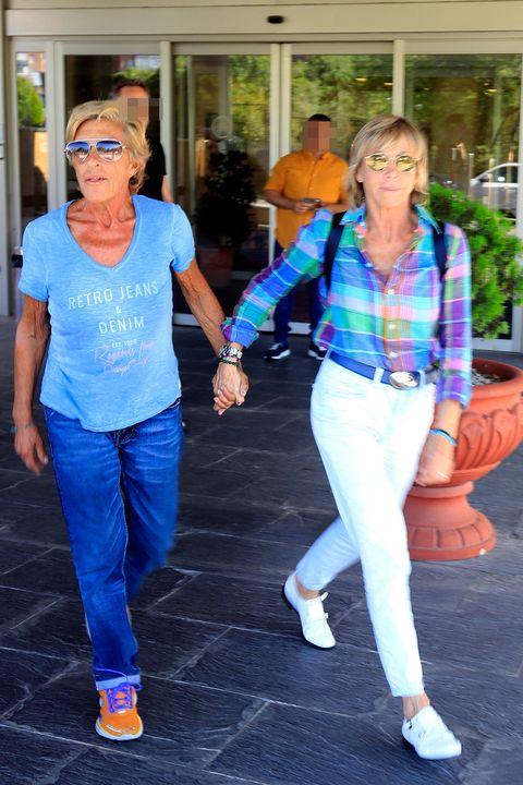 Marta Roca y Chelo García