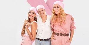 Marta Sánchez y Ana Guerra, unidas contra el cáncer de mama