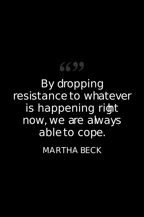martha beck quotes