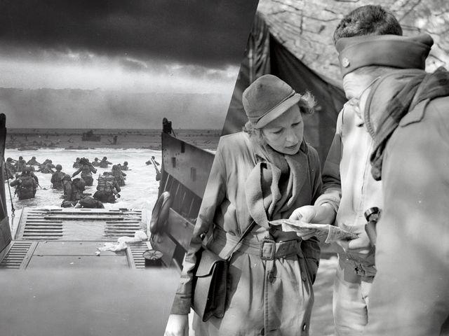 Admirable Martha Gellhorns Career As A War Correspondent And Marriage Unemploymentrelief Wooden Chair Designs For Living Room Unemploymentrelieforg