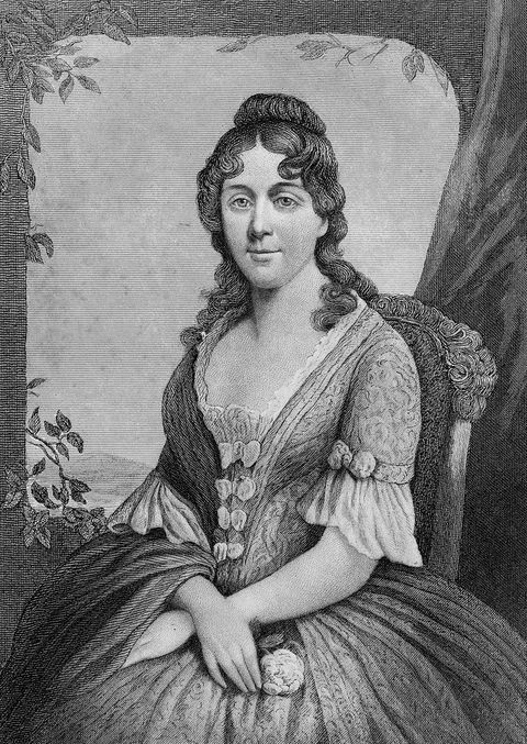 Martha Jefferson, Seated