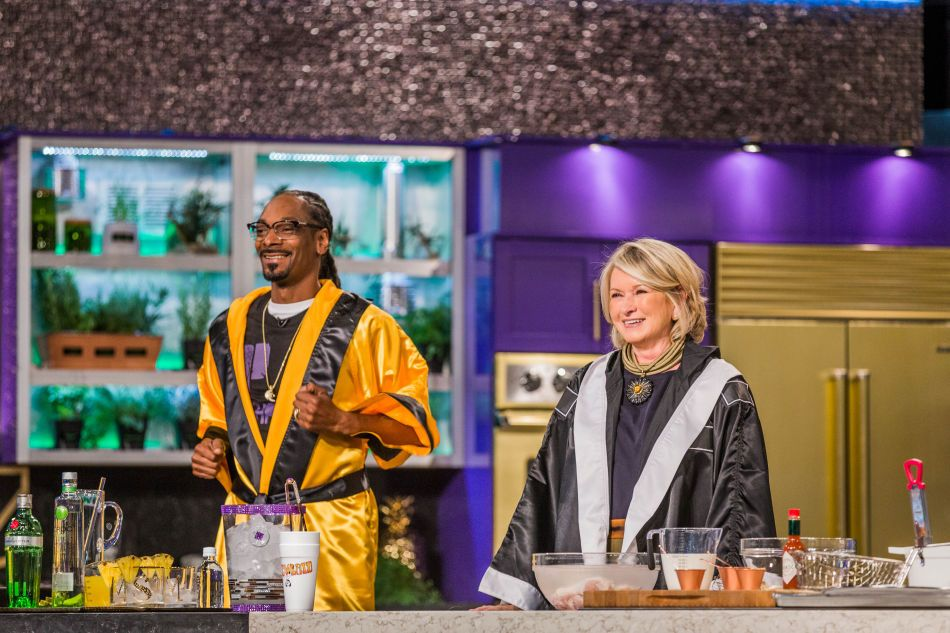 11 Highlights From the New Martha and Snoop Show