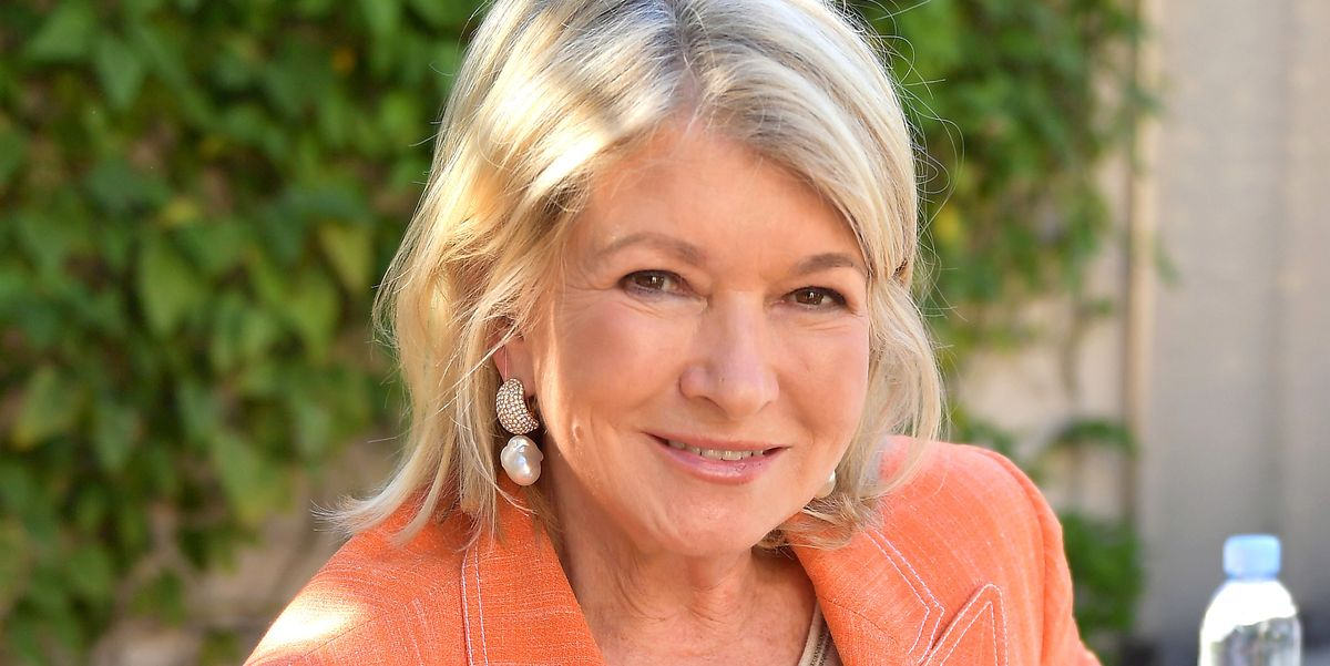Martha Stewart Shared What She Eats in a Day, Including Her Daily Green Juice Recipe