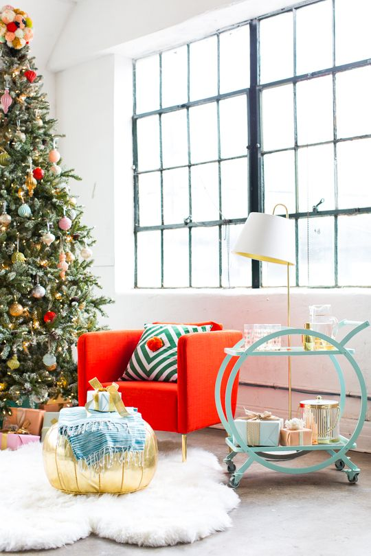 100 christmas home decorating ideas beautiful christmas decorations - How To Decorate House For Christmas