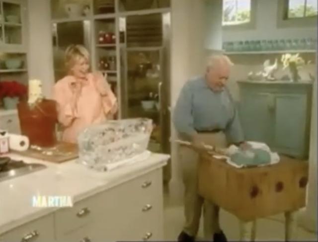 martha stewart show funny moments