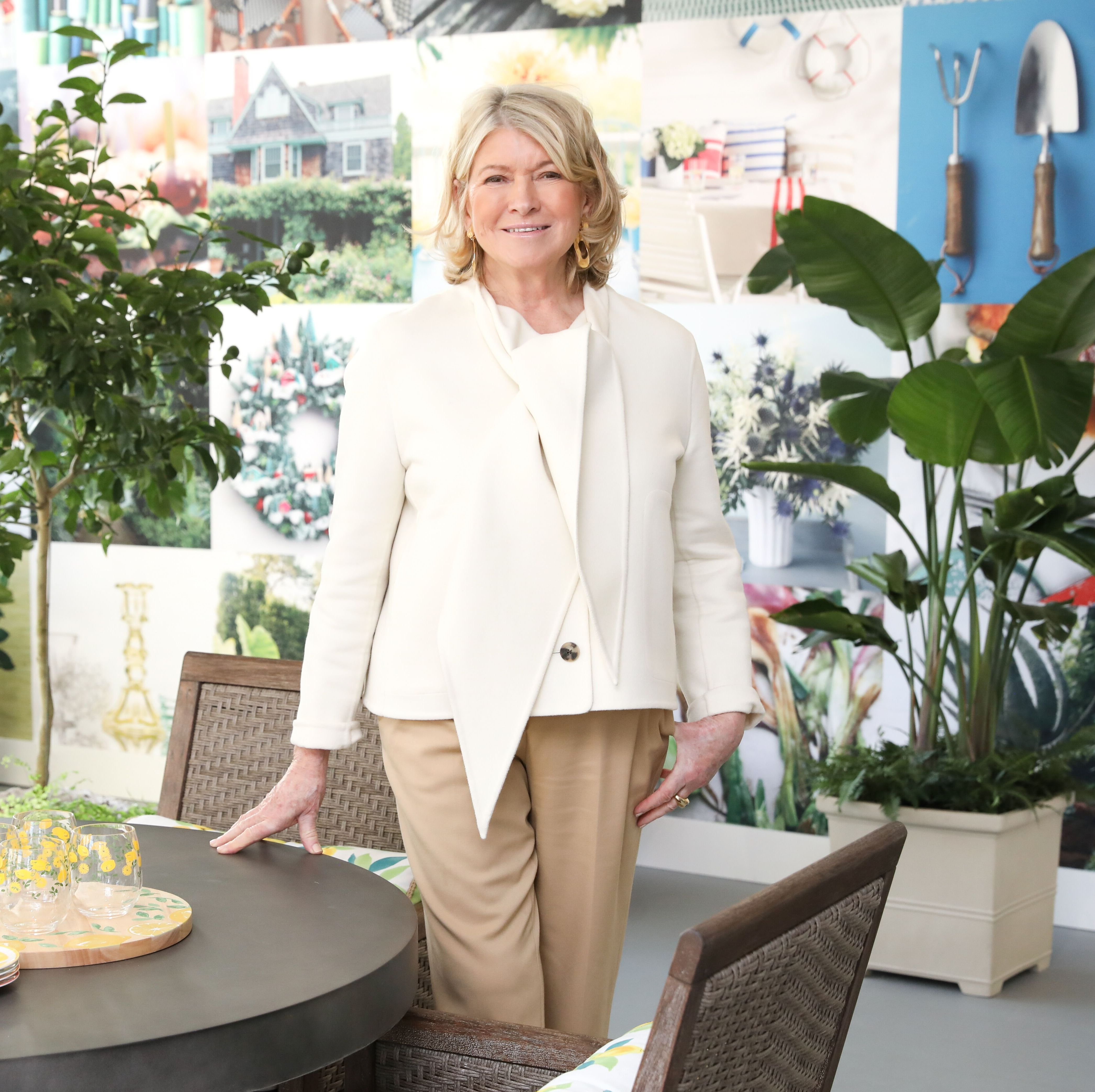 Martha Stewart Welcomes Spring with Four New Lifestyle Product Lines