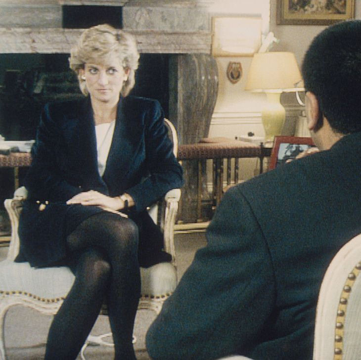 Princess Diana's Landmark Panorama Interview Was Obtained After Her Brother was