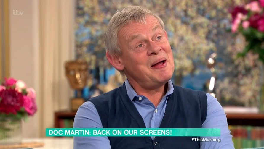 Doc Martin star reveals the storyline they almost weren't allowed to do