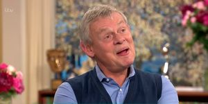 Martin Clunes on This Morning