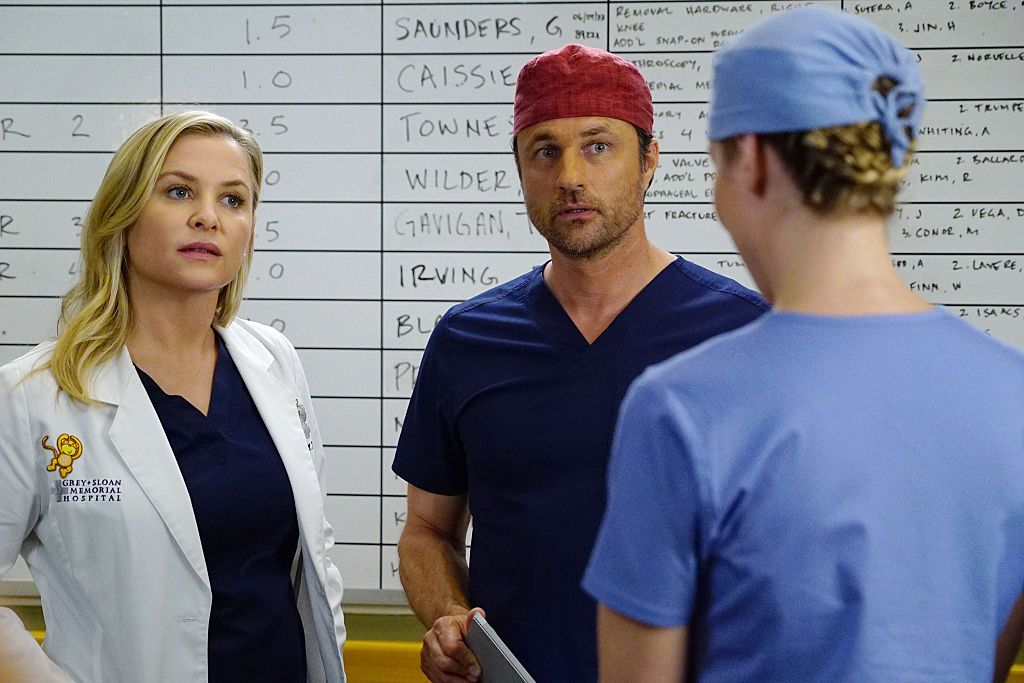 Martin Henderson Reacts To Jessica Capshaw And Sarah Drew Leaving